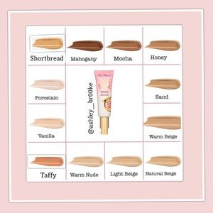 Too Faced Peach Perfect Matte Foundation